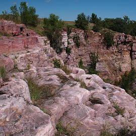 James Peterson - Blue Mounds Quarry