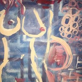 Edward Paul - Blue Nude 13