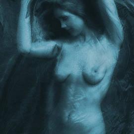 Bill Marder - Blue Nude