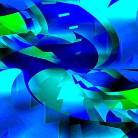 Liya Boge - Blue Oasis