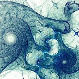 Anastasiya Malakhova - Blue Octopus