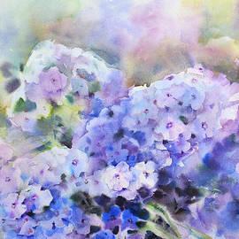 Tatsiana Harbacheuskaya - Blue phlox