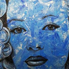 Malinda Prudhomme - Blue Pop Marilyn