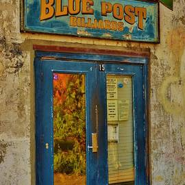 Bob Sample - Blue Post Billiards