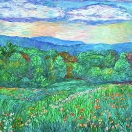 Kendall Kessler - Blue Ridge Meadow