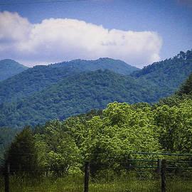 Robert J Andler - Blue Ridge Mountains