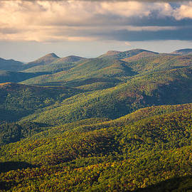 Serge Skiba - Blue Ridge Panoramic