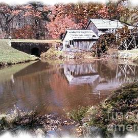 Angelia Hodges Clay - Blue Ridge Parkway Mabry Mill