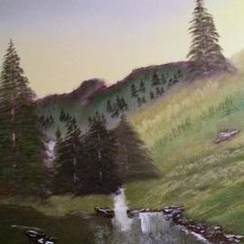Lee Bowman - Blue Ridge Waterfalls 136