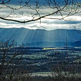 Lara Ellis - Blue Ridge Winter Solstice 2012
