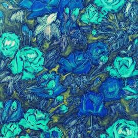 Dimitra Papageorgiou - Blue Roses