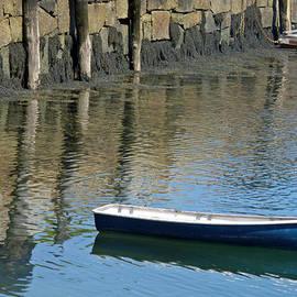 Jean Hall - Blue Rowboat