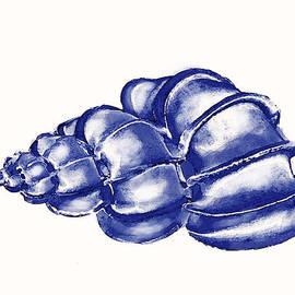 Jane Schnetlage - Blue Shell