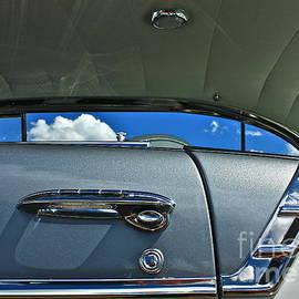 Linda Bianic - Blue Sky...Framed