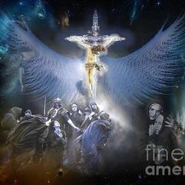 Freddy Kirsheh - Blue Spirit blooms