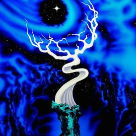 Mark Antum - Blue Sprites and Starlight