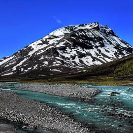 Torbjorn Maesel - Blue stream