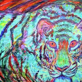 Kendall Kessler - Blue Tiger