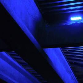 Tony Grider - Blue Underpass