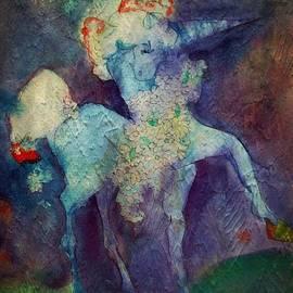 Mindy Newman - Blue Unicorn