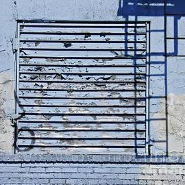 Sarah Loft - Blue Wall