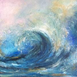 Caroline Young - Blue wave