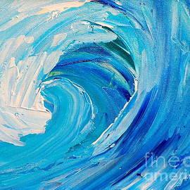 Teresa Wegrzyn - Blue Wave