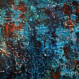 Susan Sadoury - Blue Way
