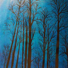 Dana Kern - Blue Winter Sky