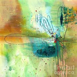 Cecelia Rust-Barlow - Blue wire #1
