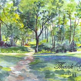 Carol Wisniewski - BlueBell Woods  Thank You