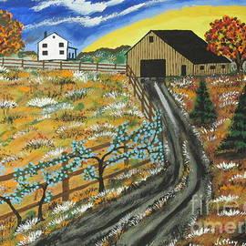 Jeffrey Koss - Blueberry Farm