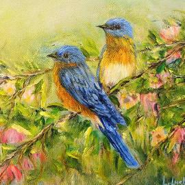 Loretta Luglio - Bluebirds