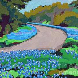 Melinda Patrick - Bluebonnet Road