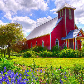 Lynn Bauer - Bluebonnet Wedding Chapel