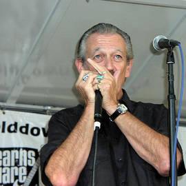 Mike Martin - Bluesman Charlie Musselwhite