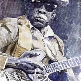 Yuriy  Shevchuk - Bluesman John Lee Hooker 3
