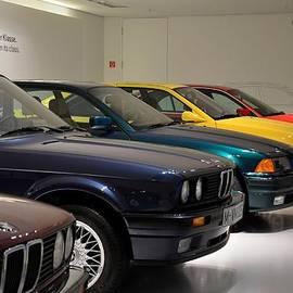 Imran Ahmed - BMW cars through the years