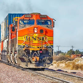 Jim Thompson - Bnsf 4329 - 2