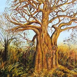 Caroline Street - Baobab Tree
