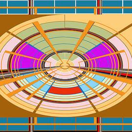 Navin Joshi - Board Games Play Ground Artistic Graphic Colorful Digitalart Unique Signature art101 basics round ci