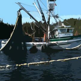 Christianne Falk - Boat 3