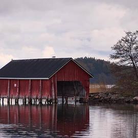 Jouko Lehto - Boat house. Houtskari