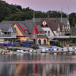 Dan Myers - Boat House Row 2