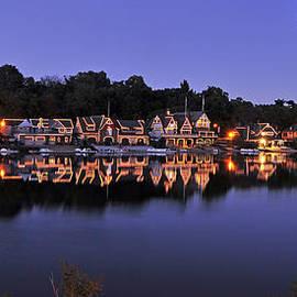 Dan Myers - Boat House Row 3