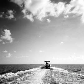 Anita Lewis - Boating Trip