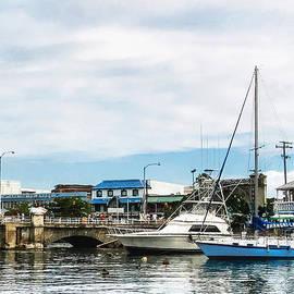 Susan Savad - Boats at Bridgetown Barbados