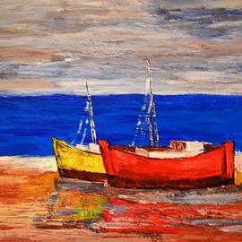 Dimitra Papageorgiou - Boats