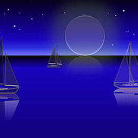 Ethos Lambousa - Boats in the Night