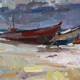 Juliya Zhukova - Boats